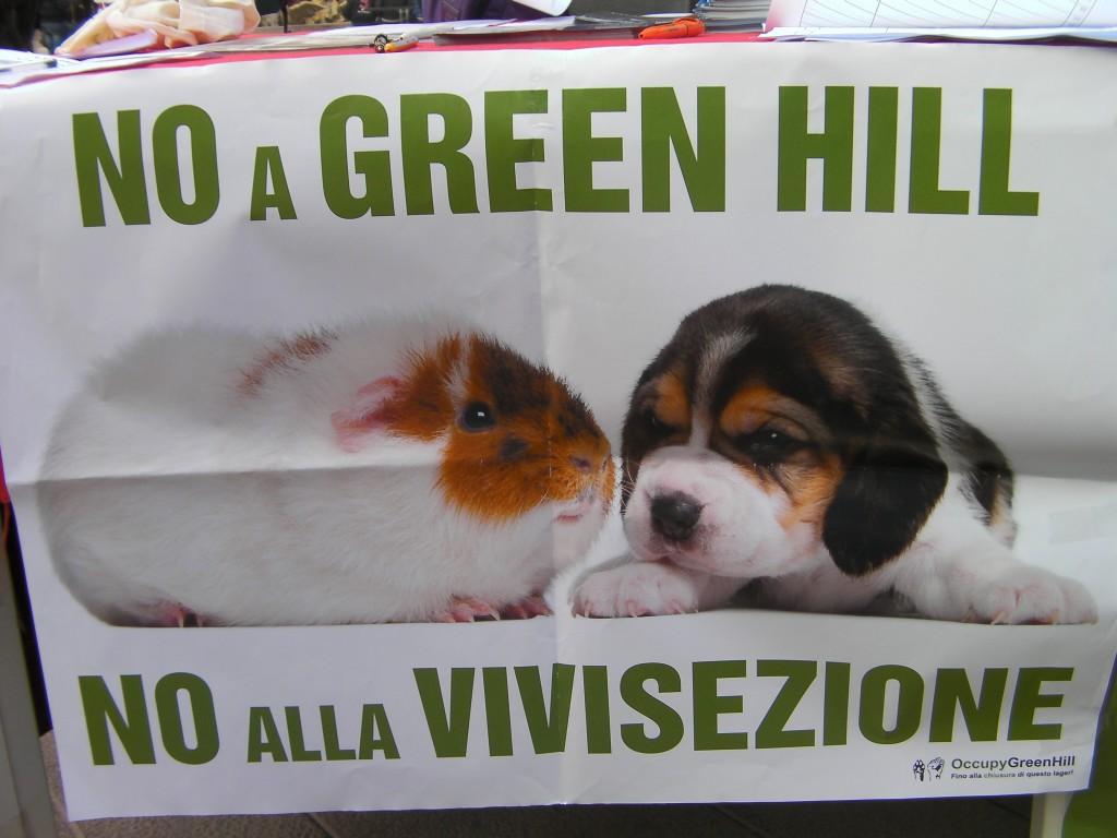 No alla vivisezione sempre