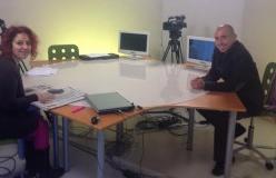 a Toscana Tv a parlare di vegan