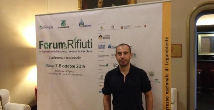 Forum nazionale dei Rifiuti di Legambiente 2015