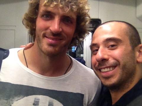 Vegan+ Vegan Con Mirko Bergamasco nazionale di Rugby e vegan