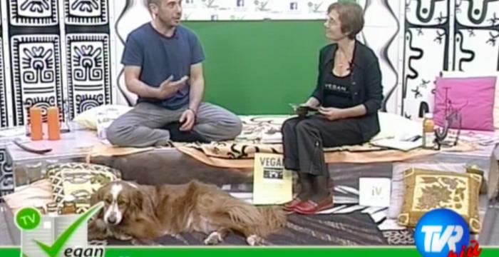 Momenti della trasmissione Vegan is Better di Lorenzo Lombardi